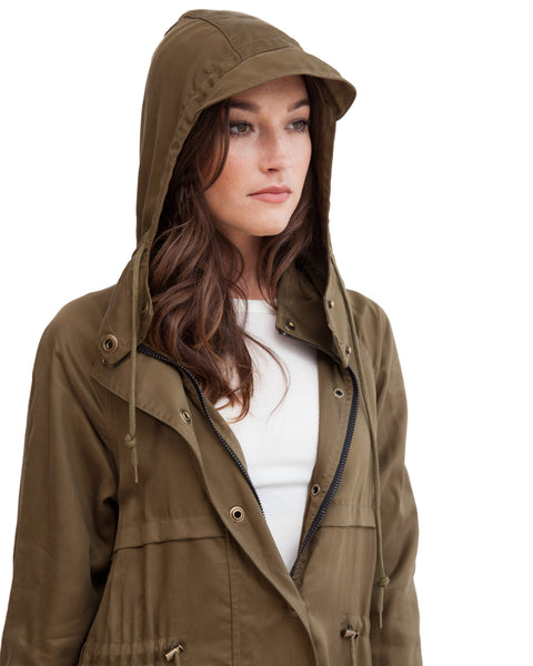 The long anorak Fatigue