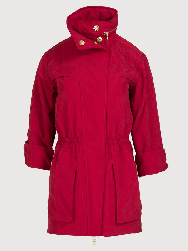anorak jacket chili pepper