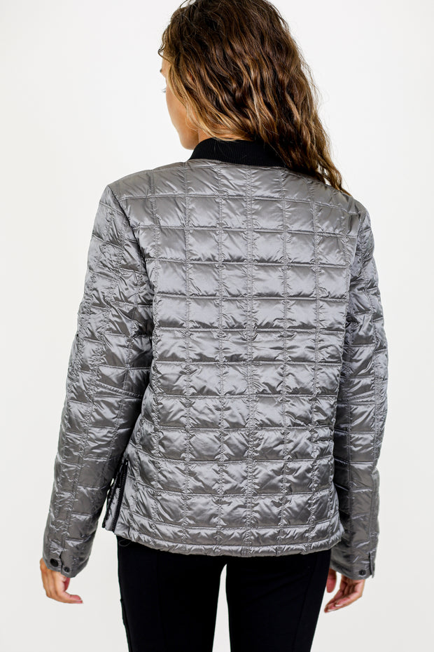 The Quilted Jacket