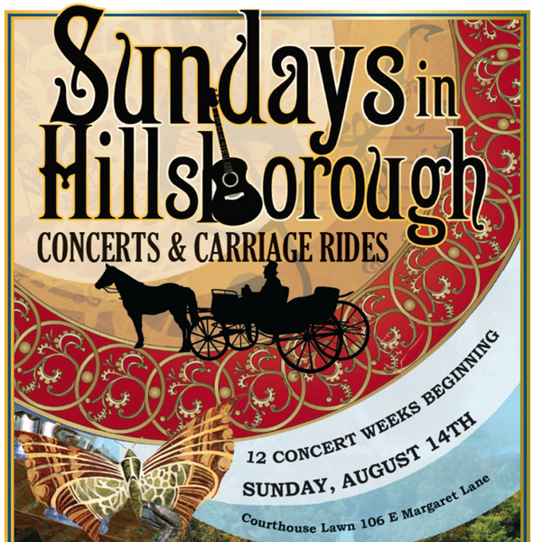 Sunday's in Hillsborough - Concert Series