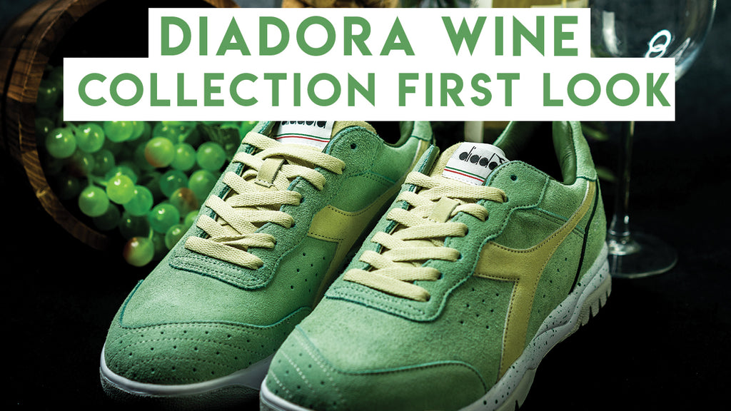 Anderson Bluu x Diadora Wine Collection First Look