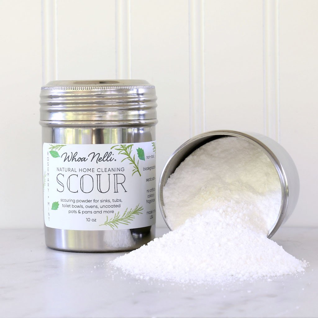 Natural Scouring Powder