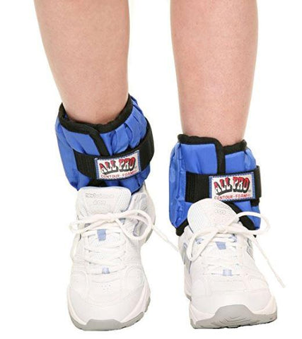 Accessories - All Pro Adjustable Ankle Weights
