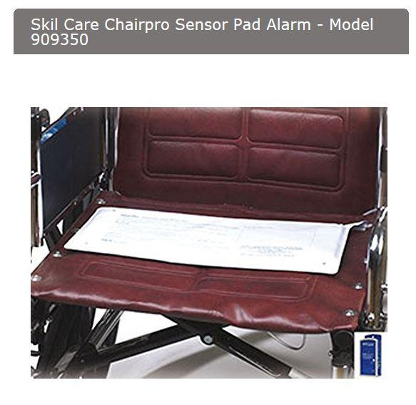 Accessories - Skil Care Chairpro Sensor Pad Alarm - Model 909350 From Skil-Care