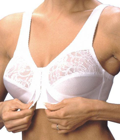 Bras - Glamorise Plus Bras Front Closing Arthritic Full Support Bras