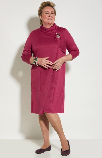 Dresses - Women's Meli Dress - Bougainvillea (size: From Medium To XXLarge)