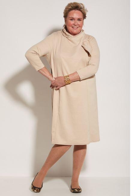 Dresses - Women's Meli Dress - French Vanilla (size: From Medium To XXLarge)