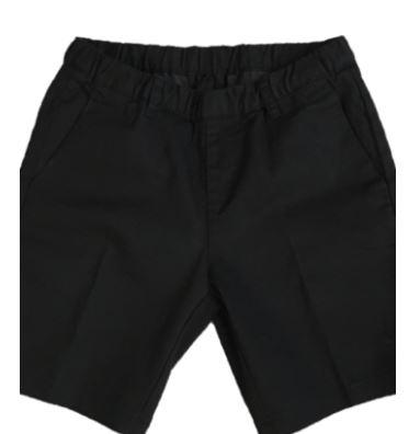 Jeans - Boys Style Shorts - Easy Pull-On Pants, No Buttons, No Zippers, No Hassles