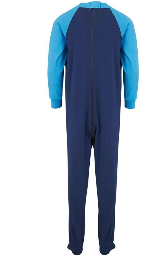 Pajama's - Kids  - Zip Back Sleep-suit(Jumpsuit/Pajamas)