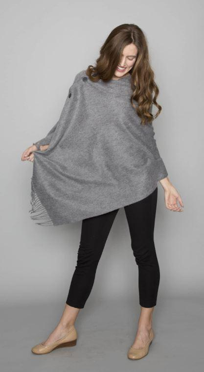 Shawl - The Pamper-Me Cashmere Shawl - A Must Have For Recovery