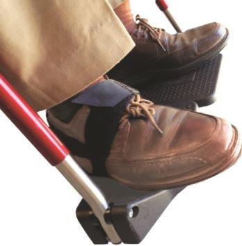 Shoes - Footplate Foot Holder Straps