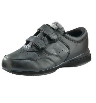 Shoes - Men's Wide Fit Propet Shoes - Fit Up To Size 14 - Arthritis Leather Propet Sneakers For Men