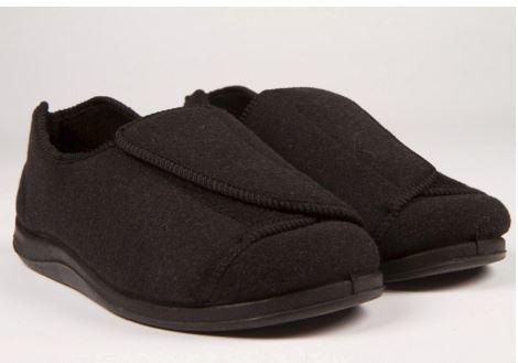 Slippers - Men's Adapted Slippers. For Swollen Feet And Arthritis (sizes: 7, 11 And 14)
