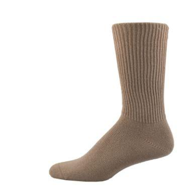 Socks - Men And Women's Comfort Sock - Mid Calf (size: From Small To Large). *Medical Conditions: Diabetes, Poor Vascular Circulation, Edema, Arthritis, Wide Ankles