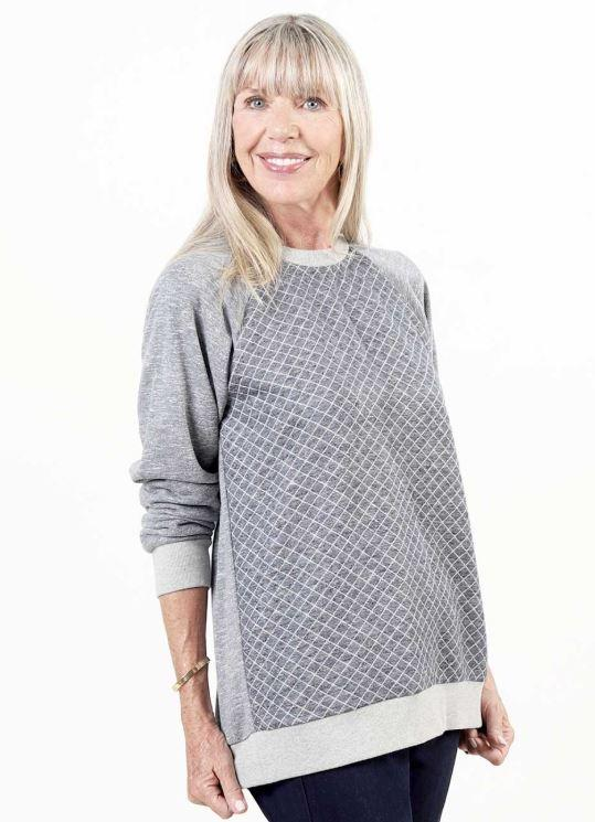 Sweater - Women's Fleece Sweater (size: From XSmall To 2XLarge)