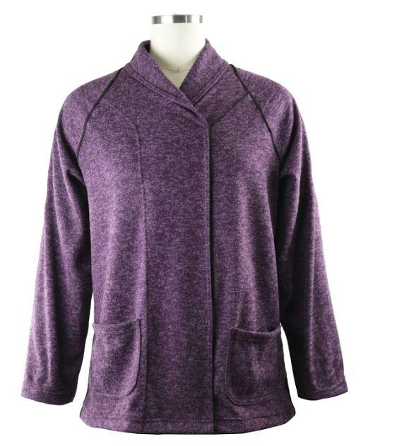 Sweater - Women's Wrap Sweater (size: From Small To Xlarge)