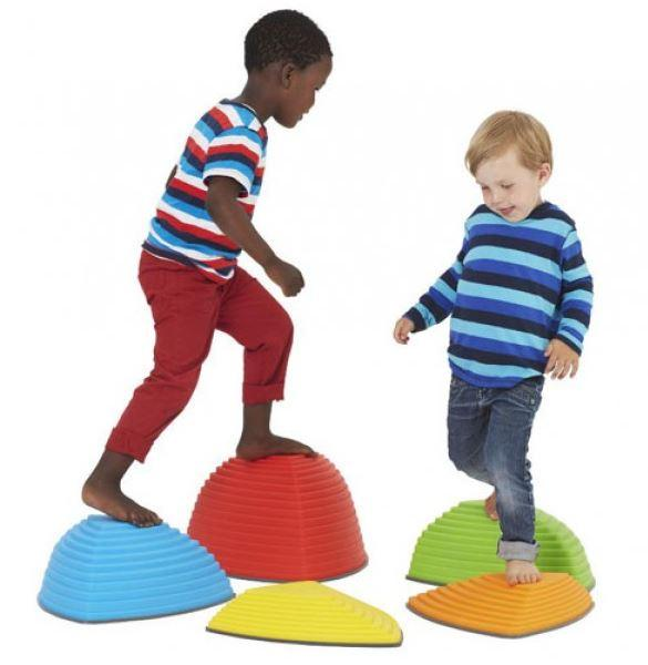 Toys - Gonge Hilltops - Develop Children's Ability To Estimate Distances And Make Them Familiar With Heights.
