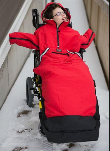 Winter Kool Coats - Custom Made Outerwear For Individuals With Disabilities