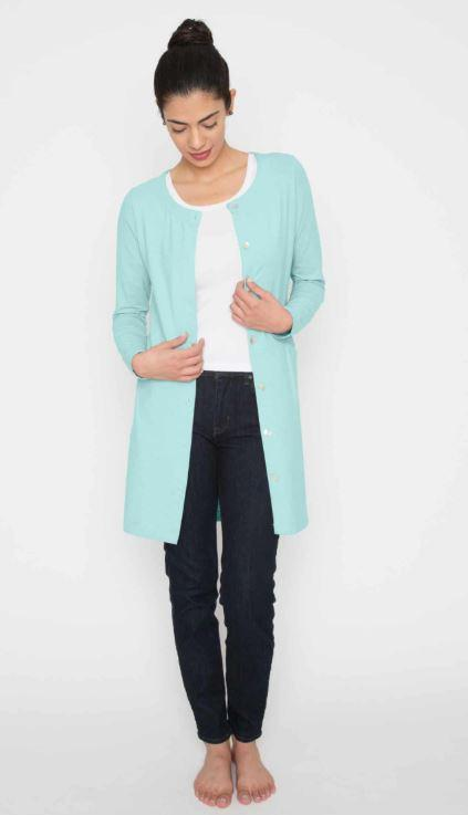 Wrap - The Heal With Style Tunic (size From: Small To XLarge)
