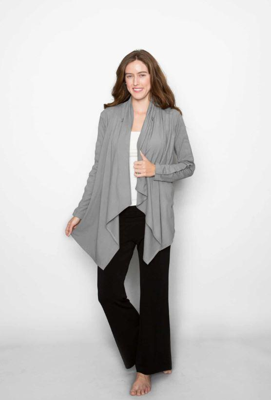 Wrap - The Heal With Style Wrap Cardigan (size From: Small To XLarge)