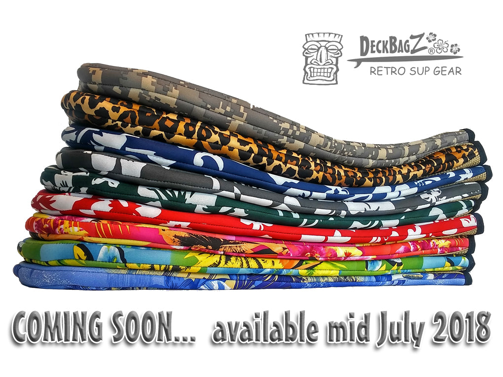 Paddle Blade Covers by DeckBagZ to be introduced in July
