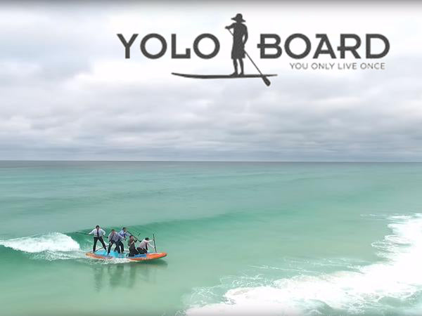 DeckBagZ partners up with YOLO Board Company!