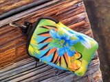 haole green hook on neoprene bags