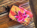hook on neoprene bag haole pink