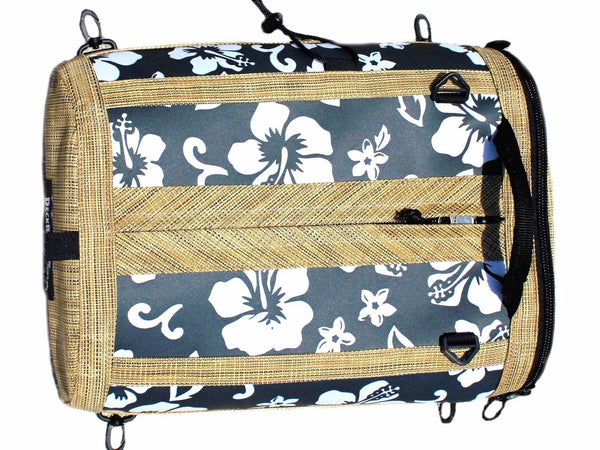 paddleboard deck bag retro gray
