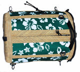paddleboard deck bag retro green