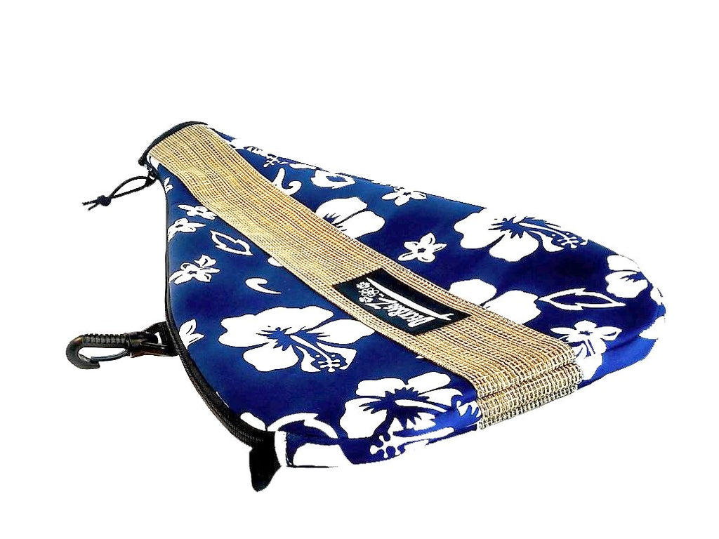 paddle blade bags blue