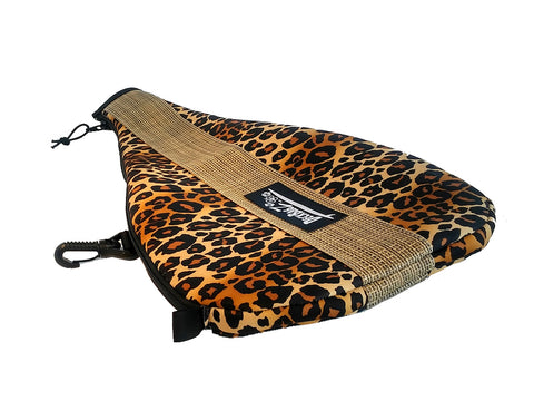 Paddle Blade Cover for SUP- Leopard Animal Print