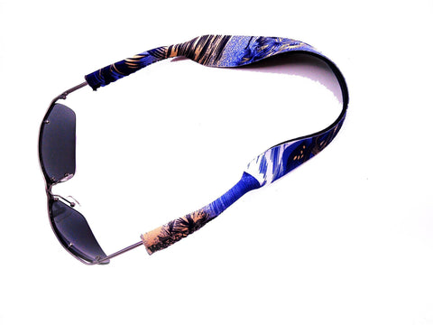 neoprene sunglass strap haole purple