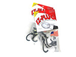 deck bags ez plug mounting kit white
