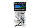 DeckBagZ Suction Cup Mounting Kit for Deck Bags