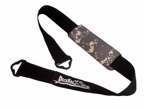 Deck Bag Carry Strap - Tribute Camo
