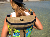 Backpack Straps - Haole Green