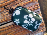Hook On Neoprene Bags - Retro Green