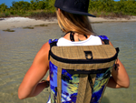 Backpack Straps - Haole Purple