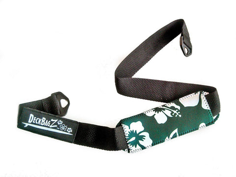 DeckBagZ Deck Bag Carry Strap - Retro Green