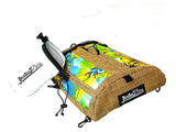 SUP Deck Bag - Haole Green by DeckBagZ