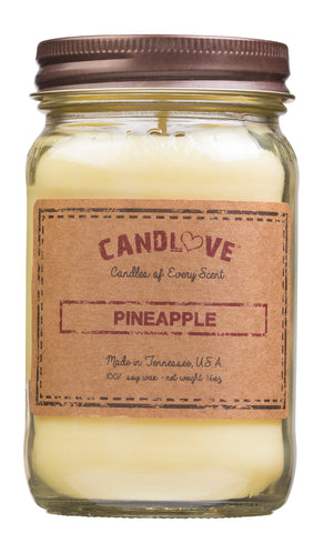 Pineapple 16 oz. Candles