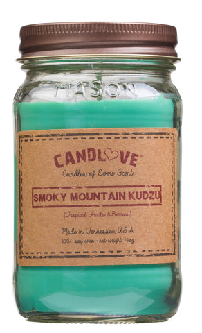 Smoky Mountain Kudzu 16 oz. Candles