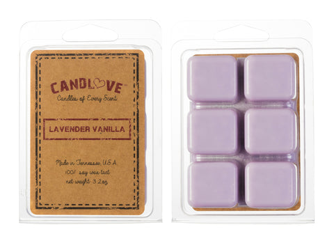 Lavender Vanilla Wax Melts