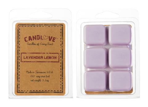 Lavender Lemon Wax Melts