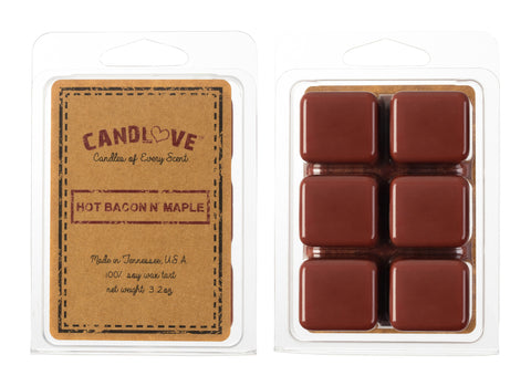 Hot Bacon 'n Maple Wax Melts