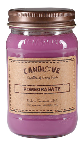 Pomegranate 16 oz. Candles