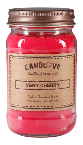 Very Cherry 16 oz. Candles