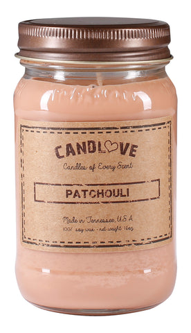 Patchouli 16 oz. Candles