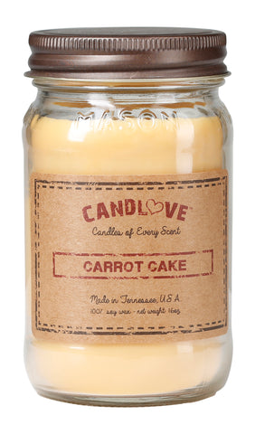 Carrot Cake 16 oz. Candles